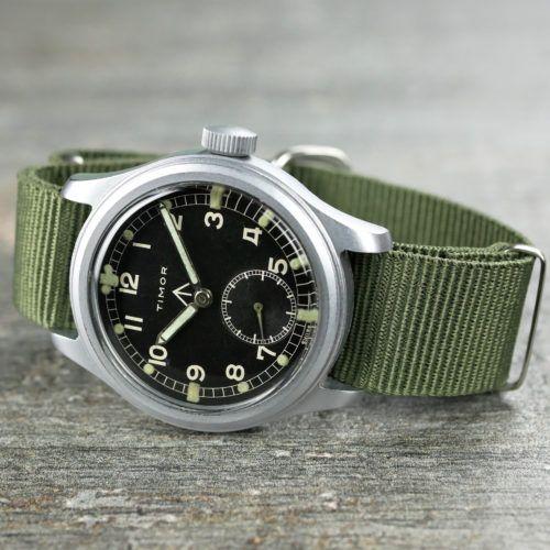 Timor WWW Dirty Dozen Military Watch