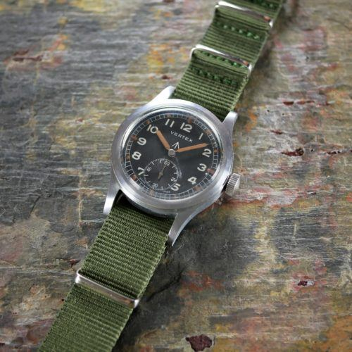 Military Vertex WWW Dirty Dozen Watch