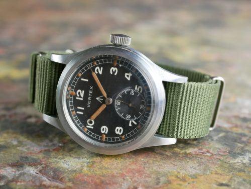Military Vertex WWW Dirty Dozen Watch