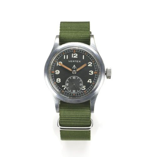 Vertex WWW Dirty Dozen Military Watch